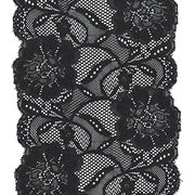 China 2016 Exclusive Black Lace Trim for Lingerie, Different Colors are Available