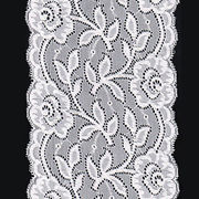 Nylon Spandex Lace Trim from China (mainland)