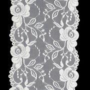 Elastic Broad Lace Trim Fujian Changle Xinmei Knitting lace Co.Ltd