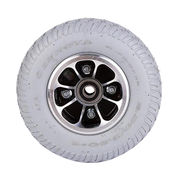 Marking PU Filled Rubber Wheelchair Wheel from China (mainland)