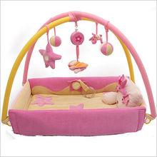 Customized Plush Baby Play Mat from China (mainland)