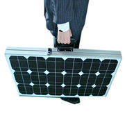 10/20/30W portable solar generator solar panel from China (mainland)
