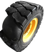 Black Turf PU Filled OTR Tire Manufacturer