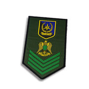 hook and loop fastener Patch/ Badges from China (mainland)