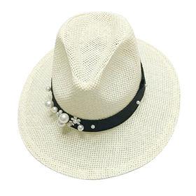 Ladies Straw Hats from China (mainland)