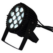 Outdoor 12x12W RGBWAU 6-in-1 LED Par Can Light from China (mainland)