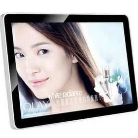 Indoor 32-inch wall mounted advertising digital si from China (mainland)