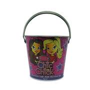 Customized bar drink metal tin bucket from China (mainland)