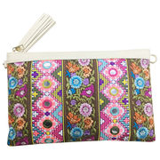 PU Leather Embroidered Ethnic Bags from China (mainland)