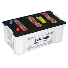 12V dry charge car battery from China (mainland)