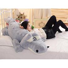soft plush crocodile toys from China (mainland)