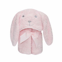China Super soft plush blanket
