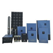 Solar water pump Systems from China (mainland)