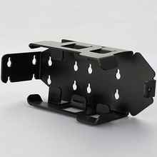 lack Bracket Anodised Finish metal stamping parts from China (mainland)