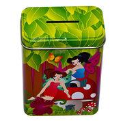 Money tin box from China (mainland)