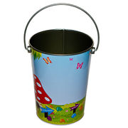 Lovely ice tin bucket from China (mainland)
