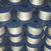 Galvanized 6x19 steel wire rope from China (mainland)