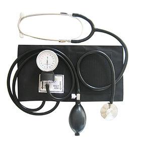 Classic Aneroid Sphygmomanometer With Stethoscope