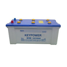 N150 dry charge battery from China (mainland)