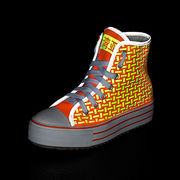 OEM/ODM Reflective Printed Fabric Service Best Basketball Shoes, Uppers/Vamps