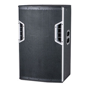 Stage speaker for use on a tripod stand or over a subwoofer, high power from Ningbo YXSound Co. Ltd
