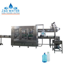 China Bottled Water Washing Filling Capping Machine