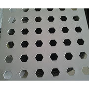 Decorated Perforated Sheet from China (mainland)