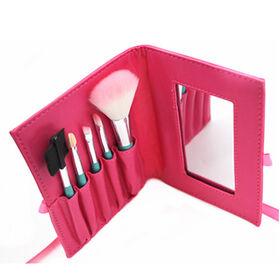 Travel makeup brush set 5pcs Shenzhen Rejolly Cosmetic Tools Co., Ltd.