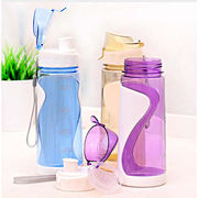 Sports plastic water bottle from China (mainland)