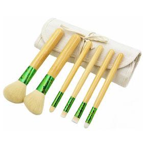 China Makeup Brushes Set - 6pcs