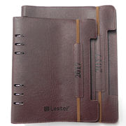 Good Quality, PU Leather Organizer,OEM Orders are Highly Welcome from Beijing Leter Stationery Manufacturing Co.Ltd