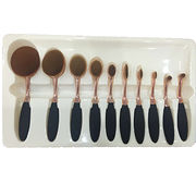 Makeup brush sets from China (mainland)