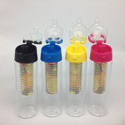 Plastic BPA-free Fruit Infuser Water Bottles from China (mainland)