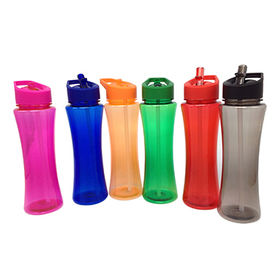 Plastic water bottle from China (mainland)