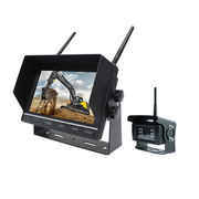 Truck wireless rear view camera systems Shenzhen Luview Co. Ltd