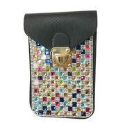 China Diamond Cell Phone Bag