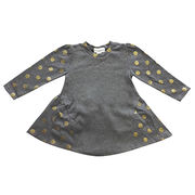Girl's long-sleeved top from China (mainland)