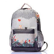 China Women Girls Waterproof 14 inch Laptop School Bag C