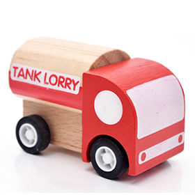 Children's wooden toy car from China (mainland)