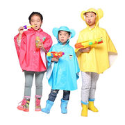 PVC Children's Raincoat from China (mainland)