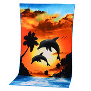 Microfiber Beach Towel from China (mainland)