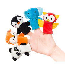 China Animal finger puppet