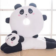 China Cartoon Image Plush Pillow