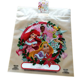 Quality zipper bag, 8 colors printing, any size available from Everfaith International (Shanghai) Co. Ltd