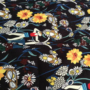 Polyester Digital Printed Fabric from China (mainland)