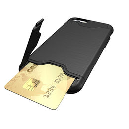 Shockproof card slot mobile case from China (mainland)