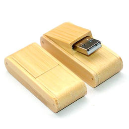 Eco-friendly Wooden USB Flash Drive, Customized Logos are accepted from Memorising Tech Limited