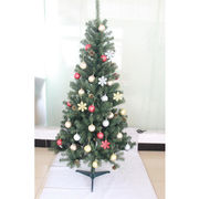 6FT promotional tree with christmas decorations