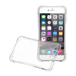 China High transparent slim armor hybrid case for iPhone 6