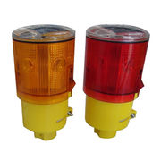 China Solar LED warning lamp